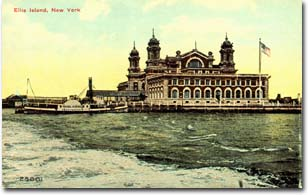 Ellis Island -- Gateway to Freedom